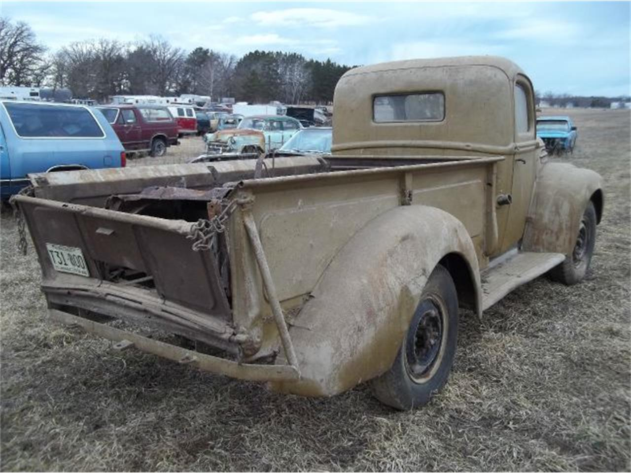 1946 Ford F250 (CC-1119493) for sale in Cadillac, Michigan