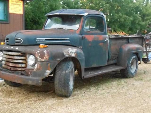 1950 Ford F2 (CC-1119511) for sale in Cadillac, Michigan