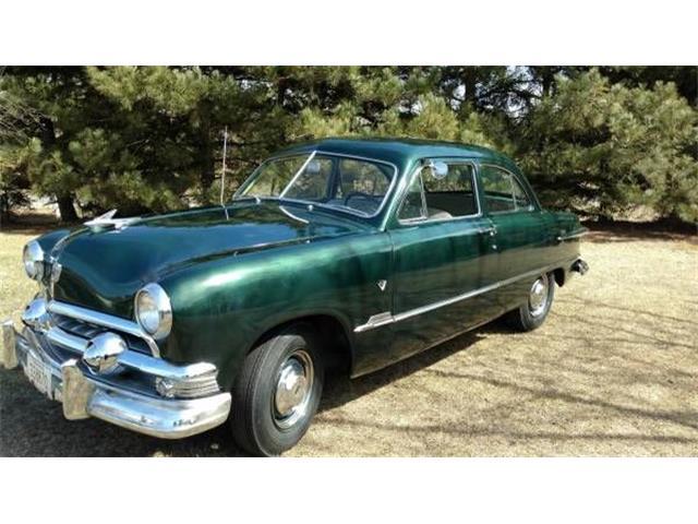 1951 Ford Custom (CC-1119512) for sale in Cadillac, Michigan