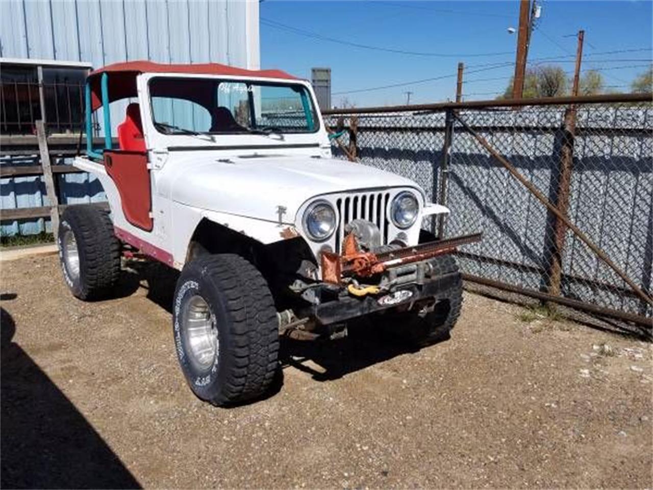 1978 Jeep CJ5 (CC-1119520) for sale in Cadillac, Michigan