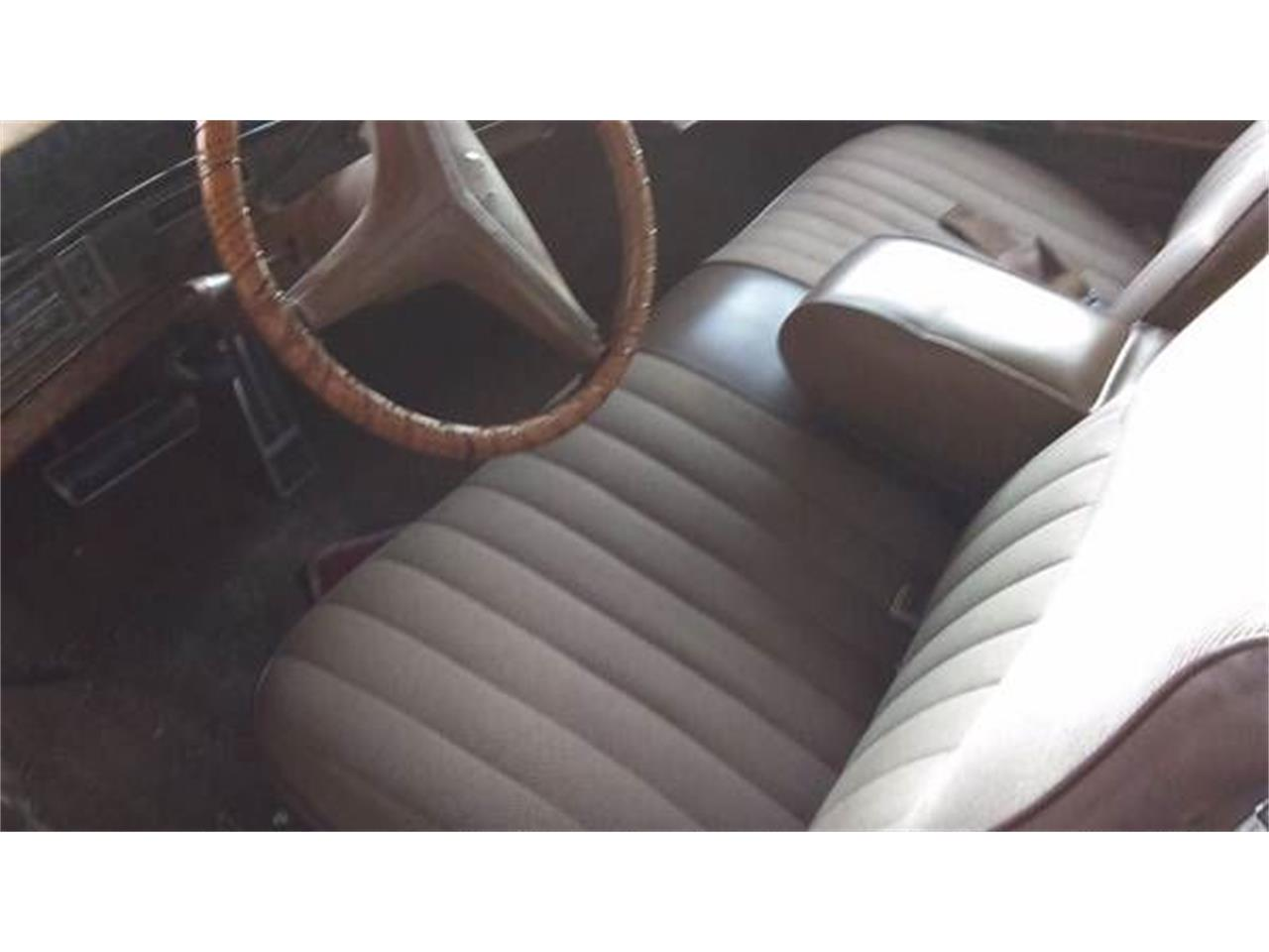 1972 Cadillac Fleetwood (CC-1119525) for sale in Cadillac, Michigan