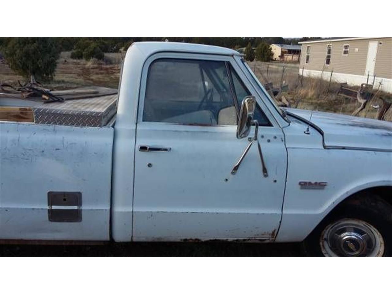 1970 GMC 2500 (CC-1119541) for sale in Cadillac, Michigan