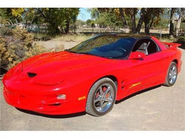 1999 Pontiac Firebird Trans Am (CC-1119544) for sale in Cadillac, Michigan