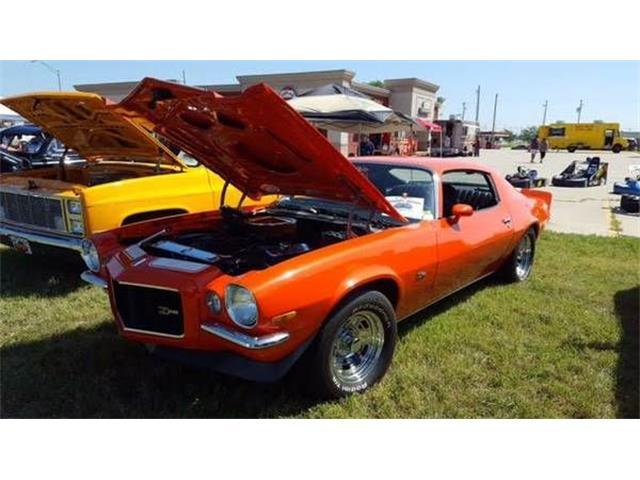 1970 Chevrolet Camaro (CC-1119549) for sale in Cadillac, Michigan