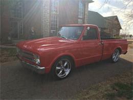 1967 Chevrolet Custom (CC-1119555) for sale in Cadillac, Michigan