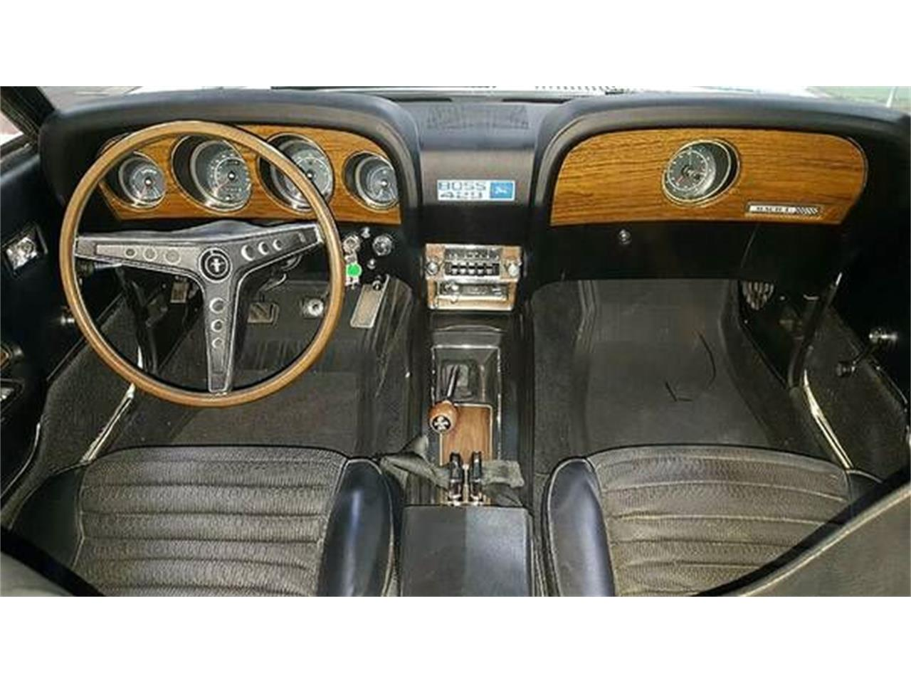 1969 Ford Mustang (CC-1119557) for sale in Cadillac, Michigan