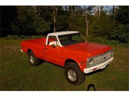 1971 Chevrolet K-10 (CC-1119559) for sale in Cadillac, Michigan