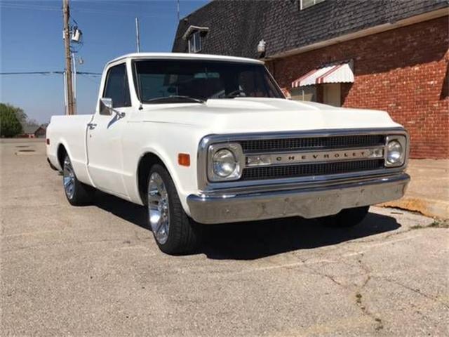 1970 Chevrolet C10 (CC-1119560) for sale in Cadillac, Michigan