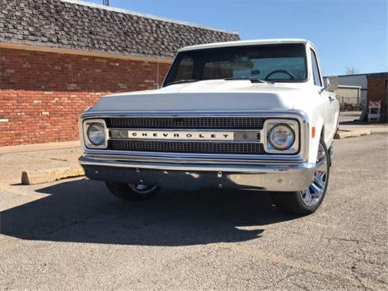 1970 Chevrolet C10 (CC-1119560) for sale in Cadillac, Michigan