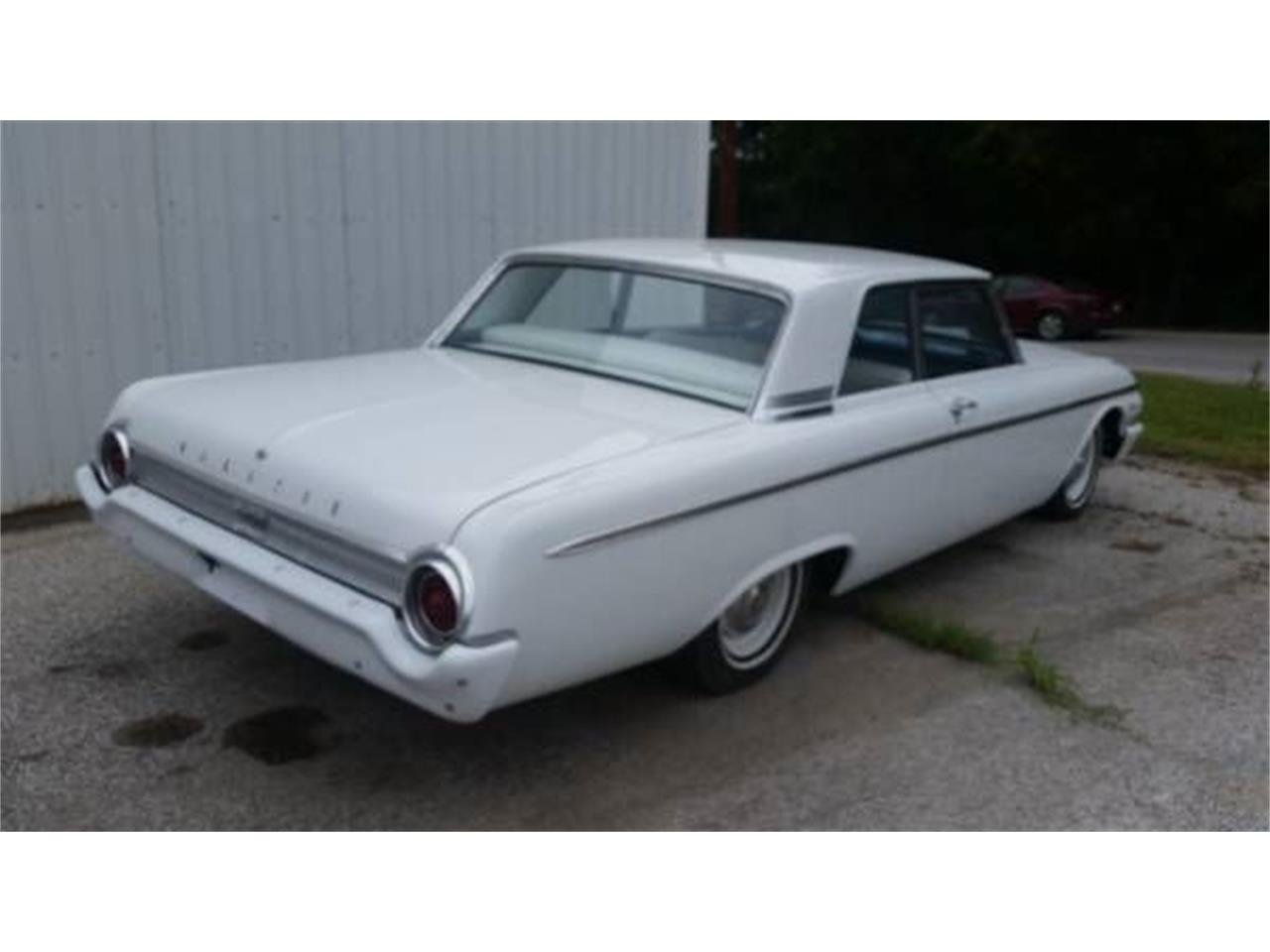 1962 Ford Galaxie (CC-1119567) for sale in Cadillac, Michigan