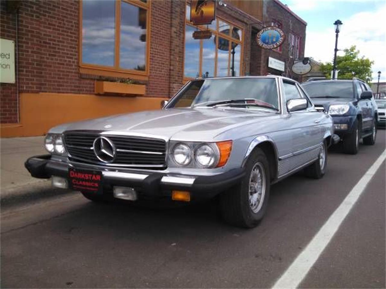 1978 Mercedes-Benz 450SL (CC-1119582) for sale in Cadillac, Michigan