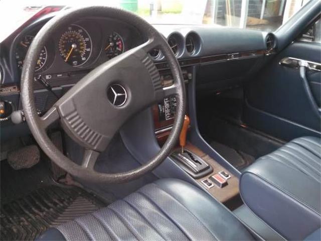 1978 Mercedes-Benz 450SL (CC-1119582) for sale in Cadillac, Michigan