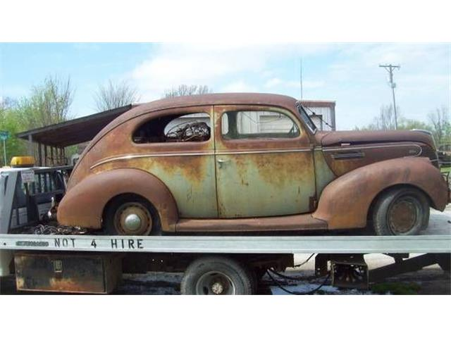 1939 Ford Sedan (CC-1119587) for sale in Cadillac, Michigan