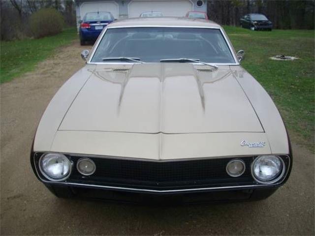 1967 Chevrolet Camaro (CC-1119589) for sale in Cadillac, Michigan
