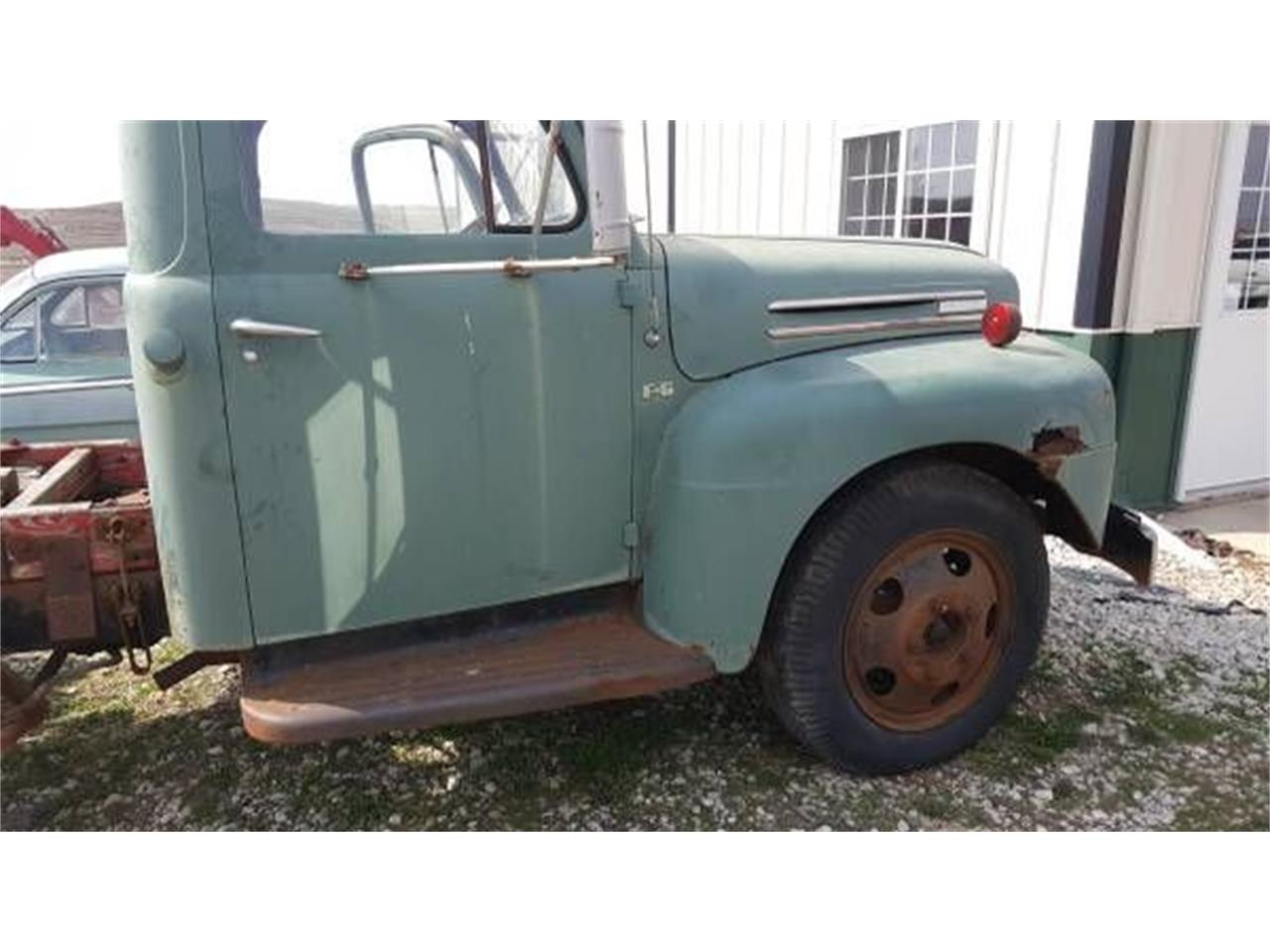 1948 Ford F5 (CC-1119594) for sale in Cadillac, Michigan