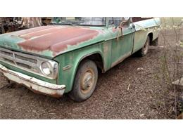 1970 Dodge D200 (CC-1119597) for sale in Cadillac, Michigan
