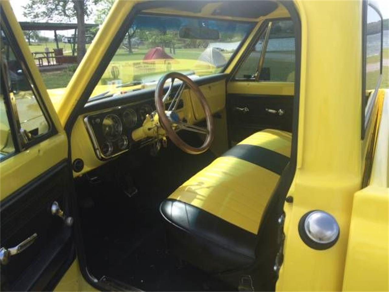 1972 Chevrolet C10 (CC-1119599) for sale in Cadillac, Michigan