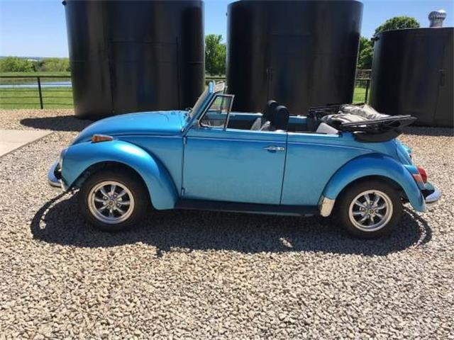 1972 Volkswagen Super Beetle (CC-1119611) for sale in Cadillac, Michigan