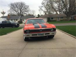 1970 Chevrolet Nova (CC-1119623) for sale in Cadillac, Michigan