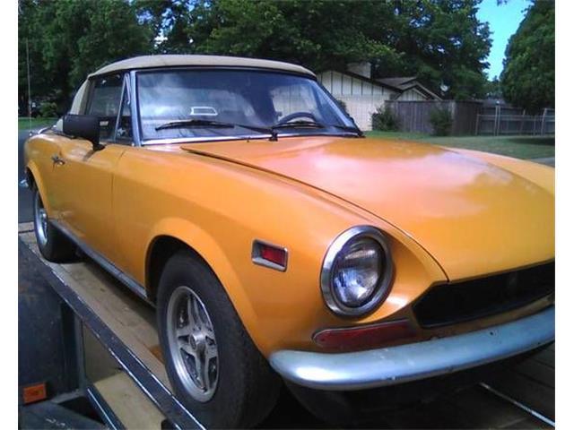 1971 Fiat 124 (CC-1119638) for sale in Cadillac, Michigan