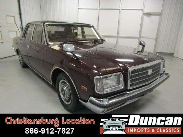 1984 Toyota Century (CC-1110964) for sale in Christiansburg, Virginia