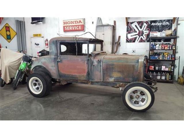1929 Pontiac Coupe