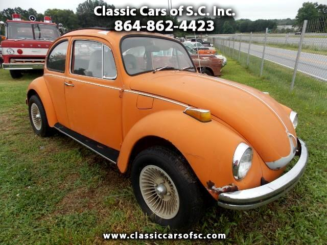 1972 Volkswagen Super Beetle (CC-1110966) for sale in Gray Court, South Carolina