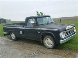 1966 Dodge D200 (CC-1119668) for sale in Cadillac, Michigan