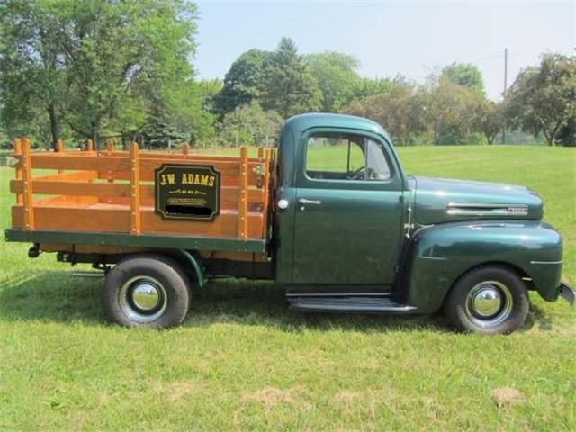 1950 Ford F100 (CC-1119674) for sale in Cadillac, Michigan