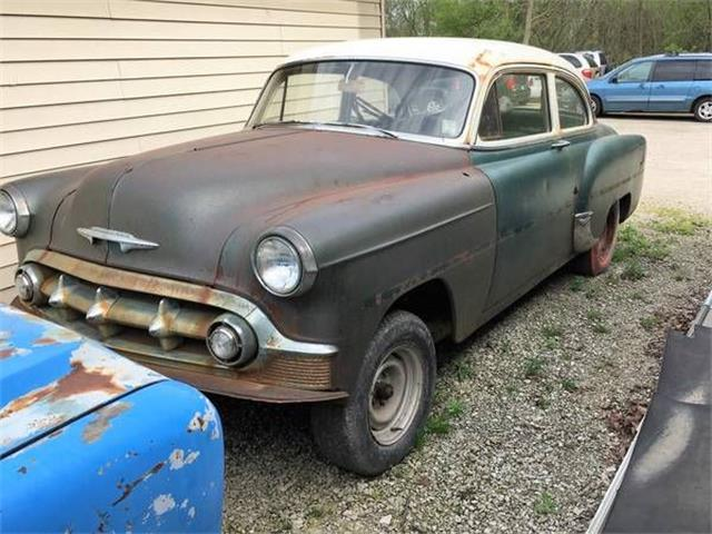 1953 Chevrolet Sedan (CC-1119680) for sale in Cadillac, Michigan