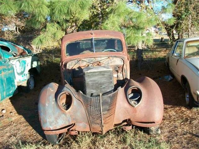 1937 Ford Sedan (CC-1119681) for sale in Cadillac, Michigan