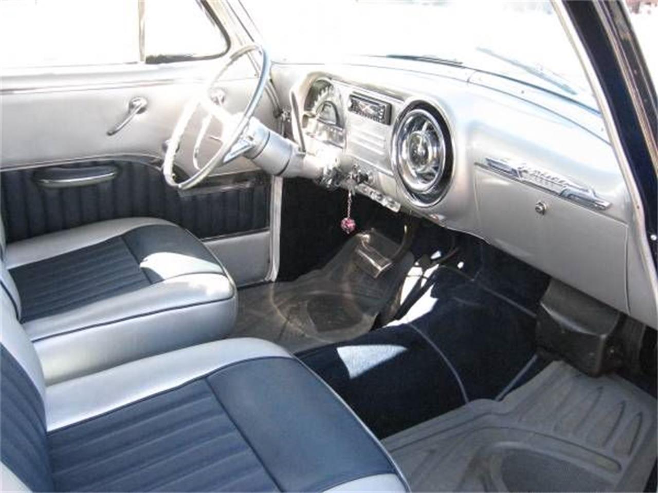 1953 Pontiac Chieftain (CC-1119682) for sale in Cadillac, Michigan
