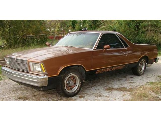 1979 Chevrolet El Camino (CC-1119696) for sale in Cadillac, Michigan