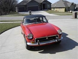 1972 MG MGB (CC-1119697) for sale in Cadillac, Michigan