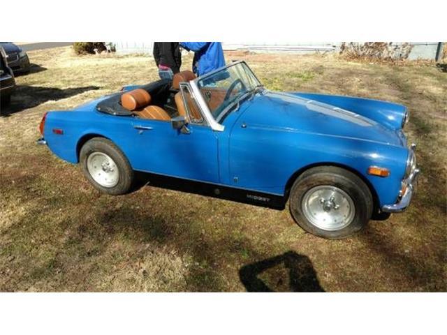 1974 MG Midget (CC-1119699) for sale in Cadillac, Michigan
