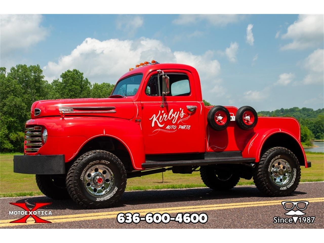 1948 Ford F2 For Sale