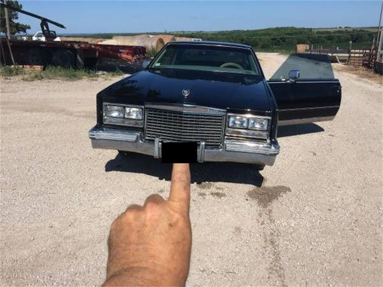 1979 Cadillac Eldorado (CC-1119701) for sale in Cadillac, Michigan
