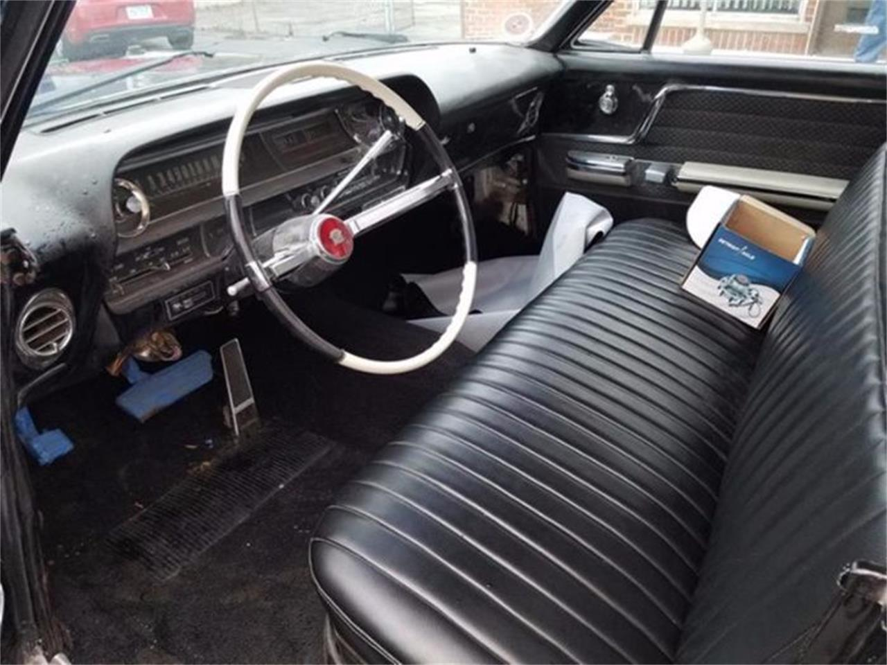 1963 Cadillac DeVille (CC-1119707) for sale in Cadillac, Michigan