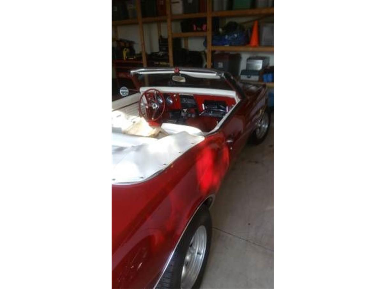 1968 Chevrolet Camaro (CC-1119720) for sale in Cadillac, Michigan