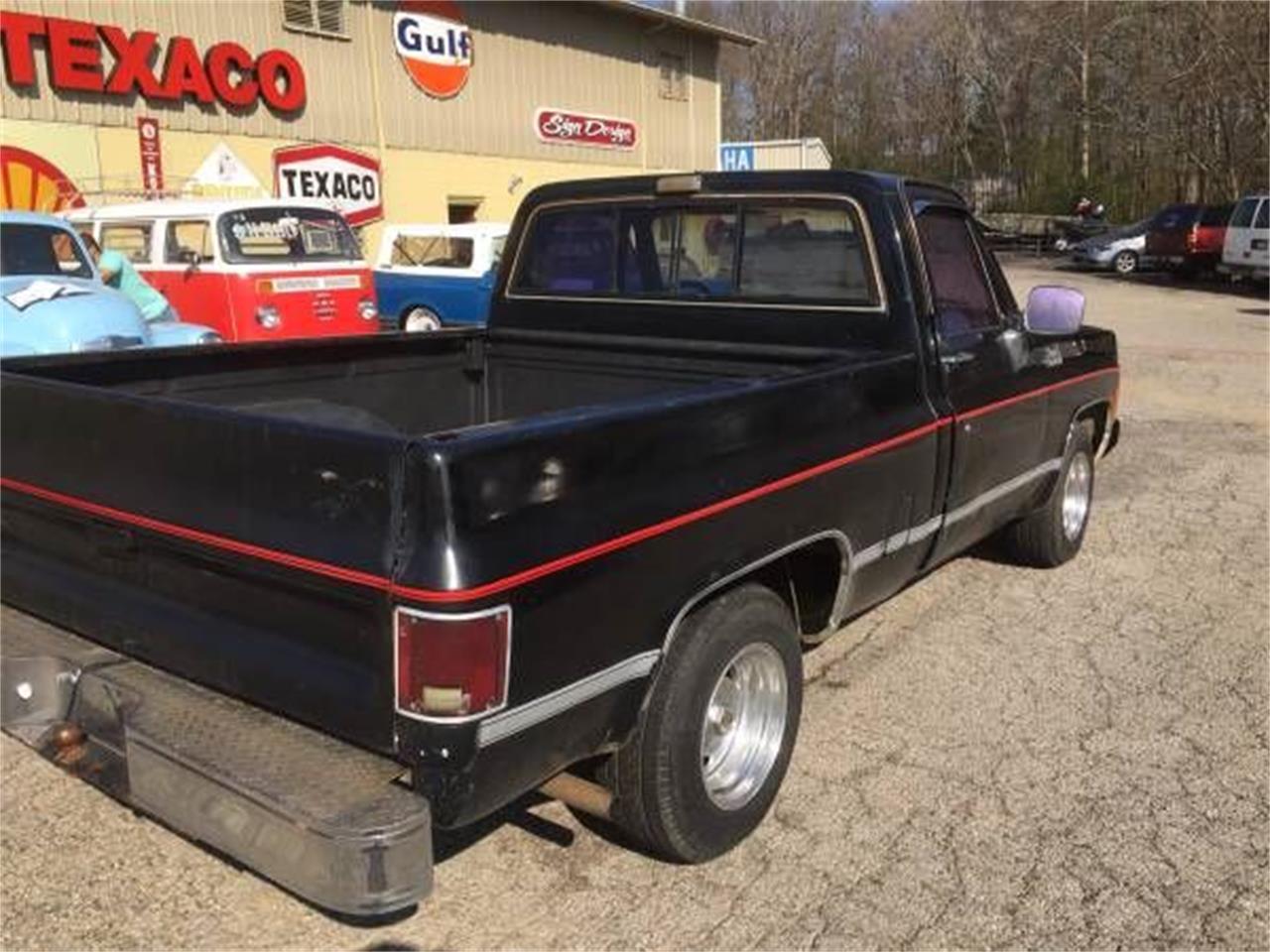 1980 GMC Sierra (CC-1119728) for sale in Cadillac, Michigan