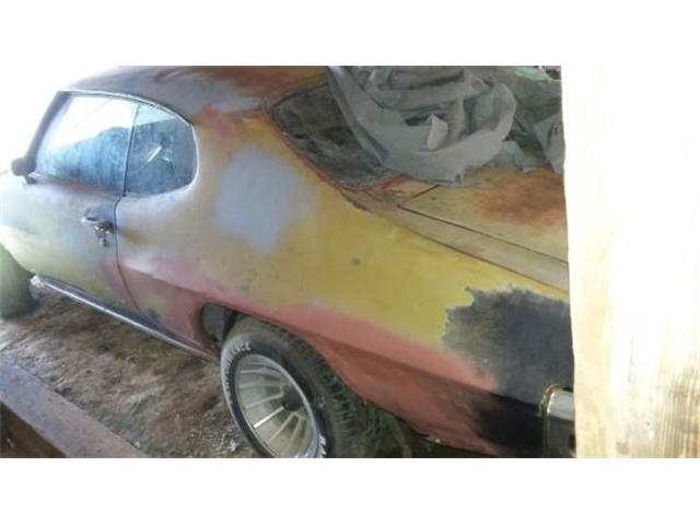1971 Pontiac Tempest (CC-1119736) for sale in Cadillac, Michigan