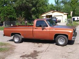 1977 Chevrolet C10 (CC-1119752) for sale in Cadillac, Michigan