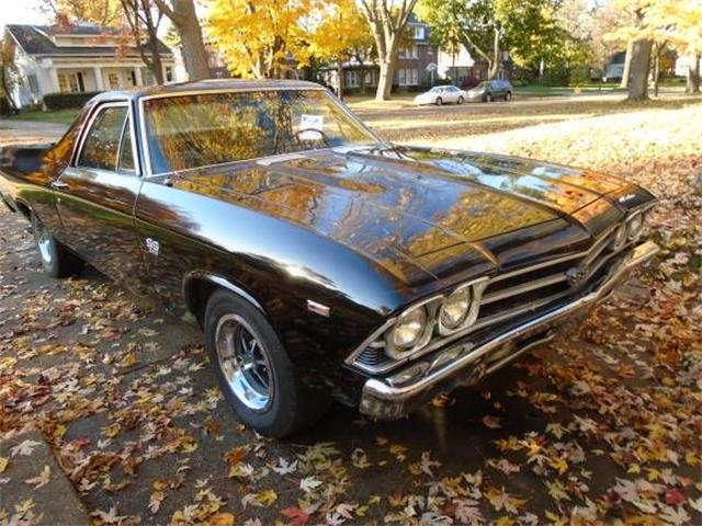 1969 Chevrolet El Camino (CC-1119757) for sale in Cadillac, Michigan