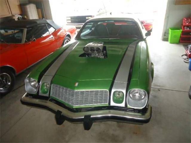 1976 Chevrolet Camaro (CC-1119761) for sale in Cadillac, Michigan