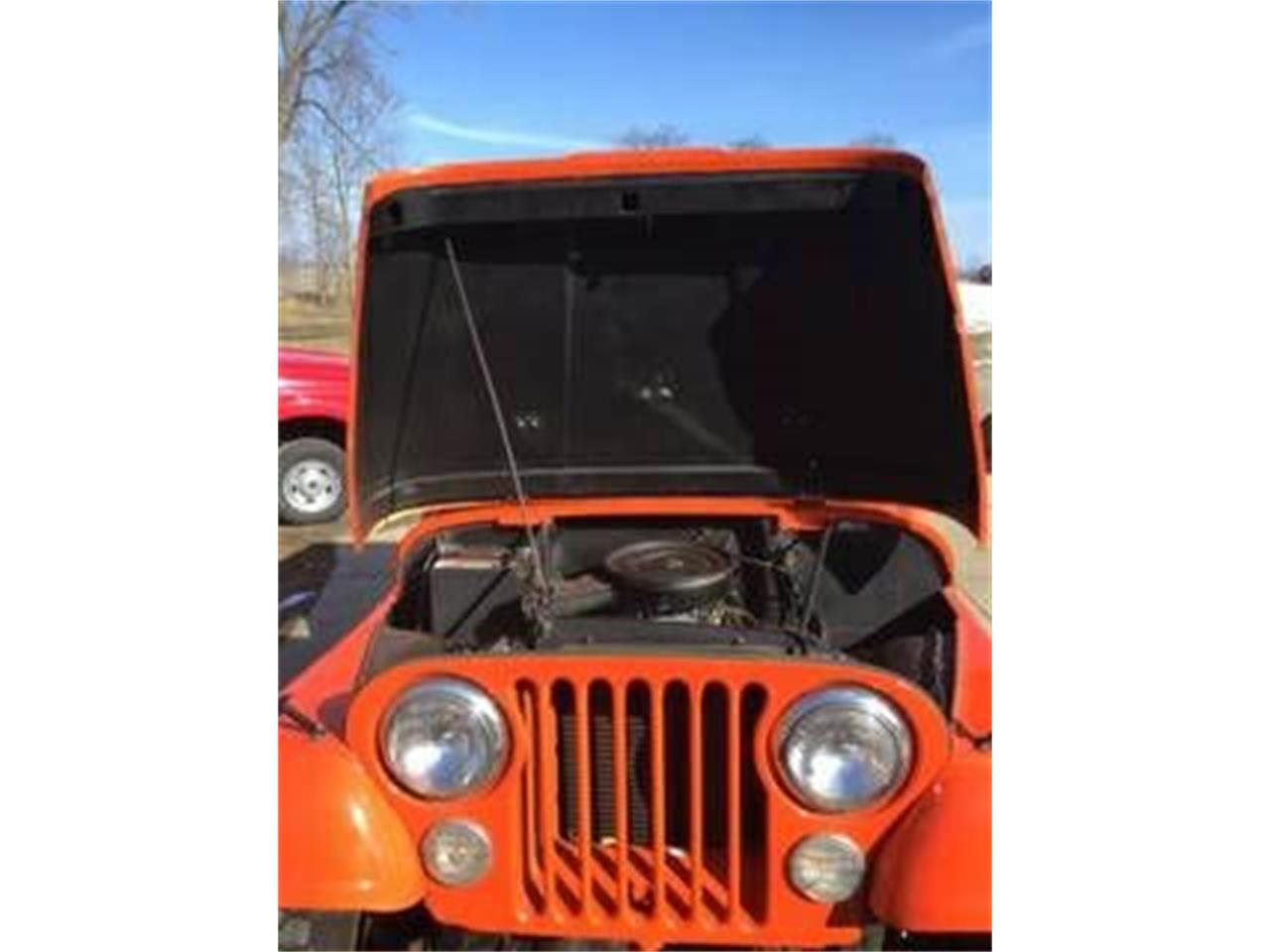 1963 Jeep Willys (CC-1119762) for sale in Cadillac, Michigan