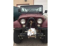 1971 Jeep CJ5 (CC-1119768) for sale in Cadillac, Michigan