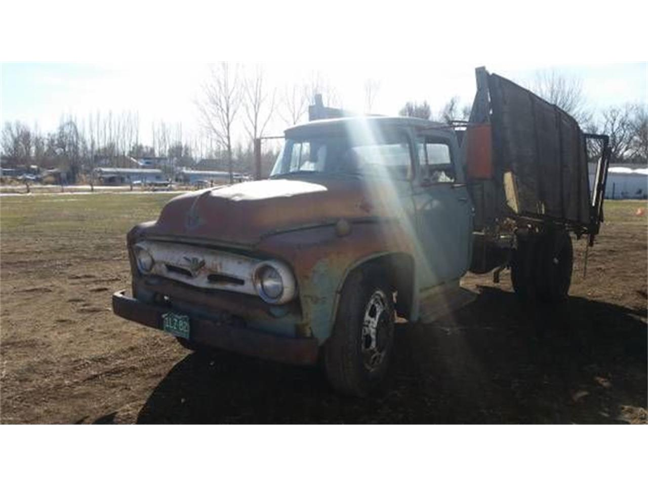 1956 Ford F600 (CC-1119778) for sale in Cadillac, Michigan