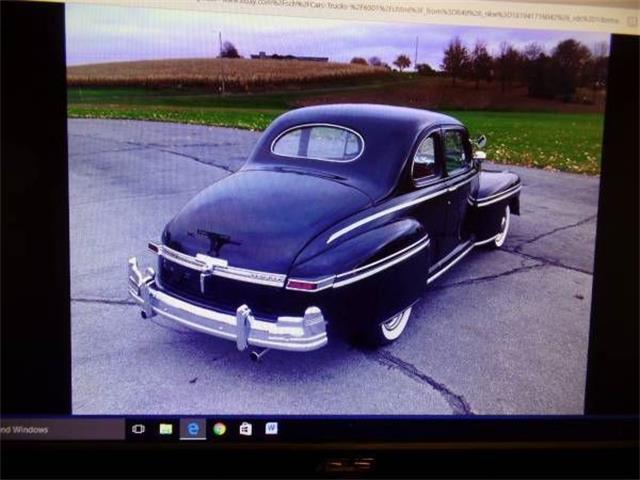 1948 Mercury Coupe (CC-1119779) for sale in Cadillac, Michigan