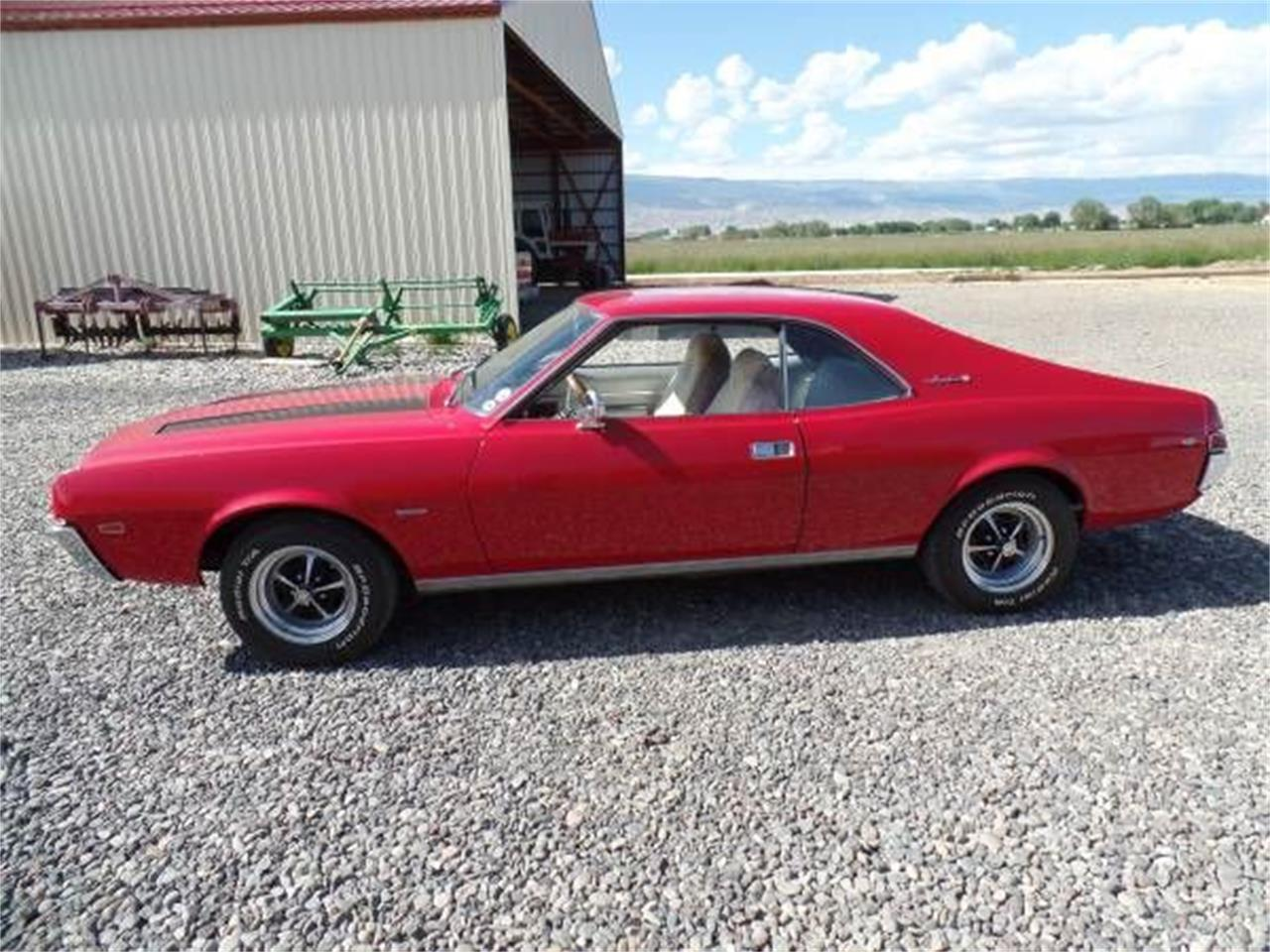 1969 AMC Javelin (CC-1119780) for sale in Cadillac, Michigan