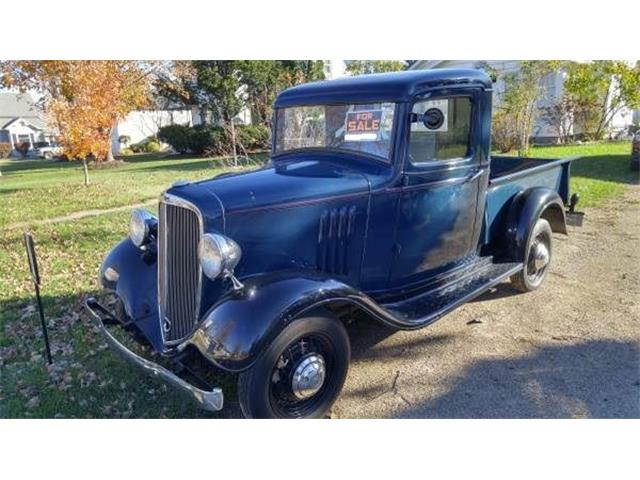 1935 Chevrolet Pickup (CC-1119790) for sale in Cadillac, Michigan